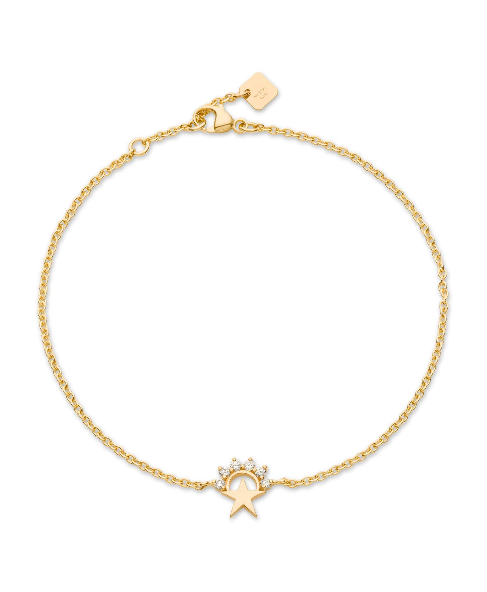 Small Star Bracelet: Discover Luxury Fine Jewelry | Nouvel Heritage