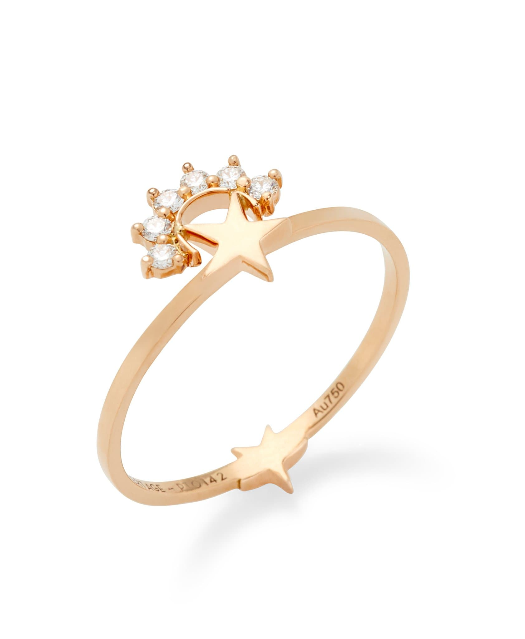 Small Star Ring - Nouvel Heritage