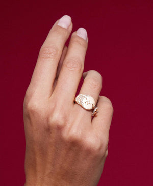 Sparkles Diamond Ring: Discover Luxury Fine Jewelry | Nouvel Heritage