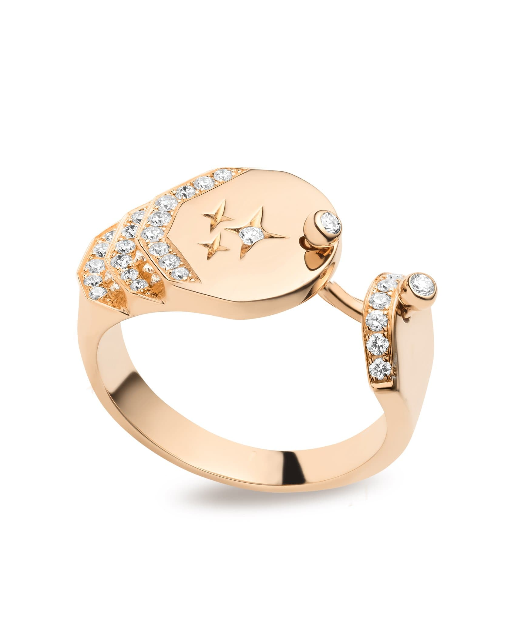 Sparkles Diamond Ring - Nouvel Heritage