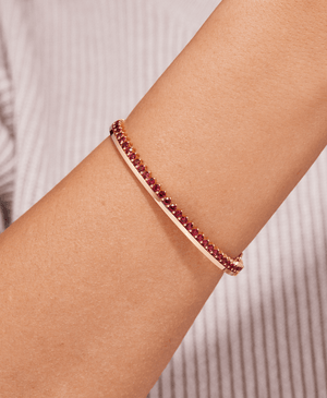 Spinel Claude Bangle: Discover Luxury Fine Jewelry | Nouvel Heritage