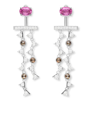 Tessa Pink Tourmaline Diamond: Discover Luxury Fine Jewelry | Nouvel Heritage