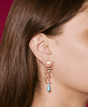 Tessa White Opal & Turquoise: Discover Luxury Fine Jewelry | Nouvel Heritage