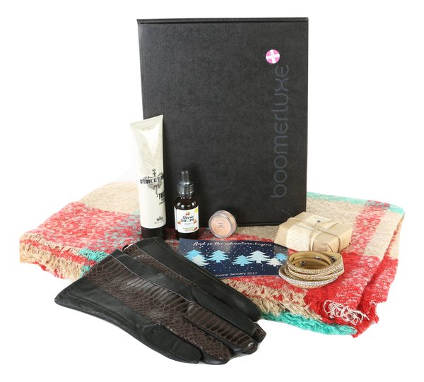 Boomerluxe Deluxe Three Month Subscription