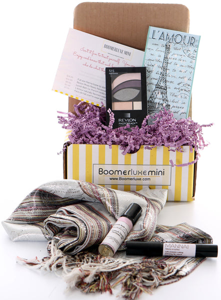 Boomerluxe Mini Three Month Subscription