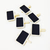Mini Message Chalkboard Clips