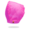 Pink Eclipse Sky Lanterns