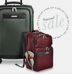 Briggs & Riley Transcend Sale Luggage