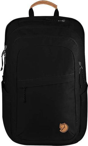 Fjallraven Raven 28L Backpack Black Colour