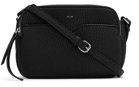 Co-Lab Pebble Double Crossbody