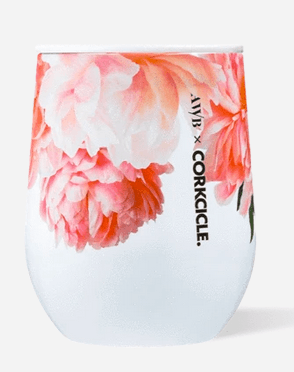 Corkcicle x Ashley Woodson Bailey 12oz Stemless