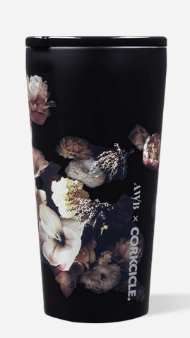 Corkcicle x Ashley Woodson Bailey 16oz Tumbler