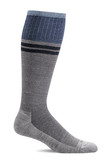 Sockwell Men's Sportster Graduated Compression Sock Grey