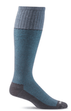 Sockwell Men's Bart Graduated Compression Sock Navy