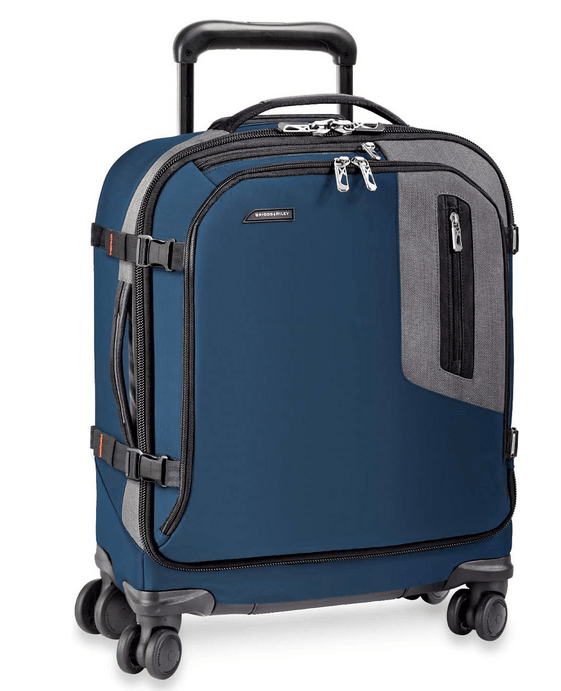 Briggs & Riley BRX Explore International Wide-Body Spinner