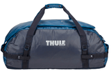 Thule Chasm 90L Packable Duffle Backpack Poseidon Blue