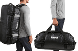 Thule Chasm 90L Packable Duffle Backpack Black Carrying