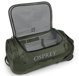 Osprey 90L Transporter Wheeled Duffle Interior Packing