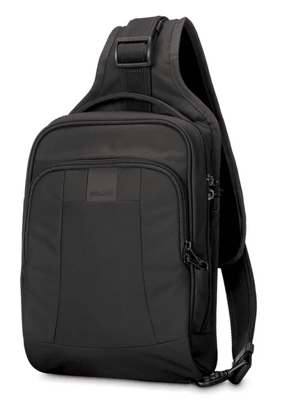 Pacsafe Metrosafe LS150 Anti-Theft Sling Backpack Black