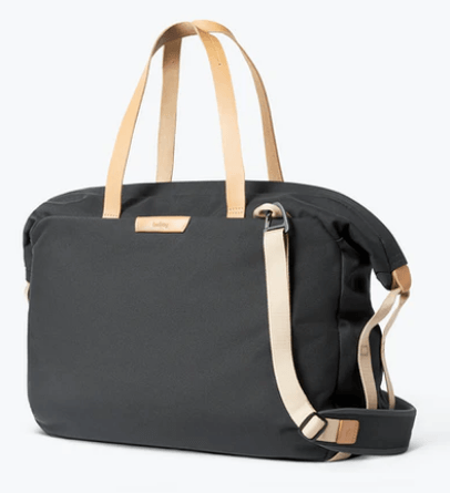 Bellroy Weekender Bag Charcoal