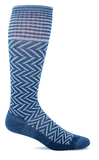 Sockwell Women's Chevron Graduated Compression Sock