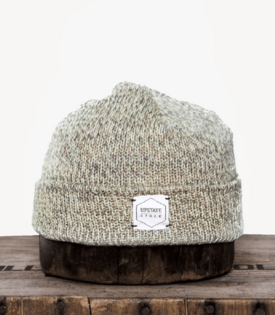 Upstate Stock Ragg Wool Beanie