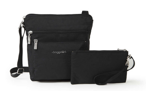 Baggallini Pocket RFID Crossbody