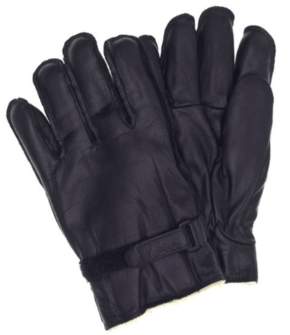 Raber Arctica Lined Gloves with Strap