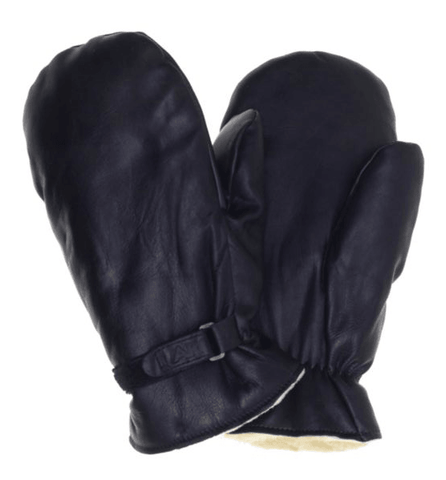 Raber Arctic 3 Lined Mitts with Strap