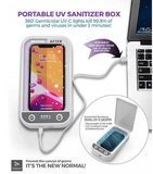 Travelon Portable UV Sanitizer Box