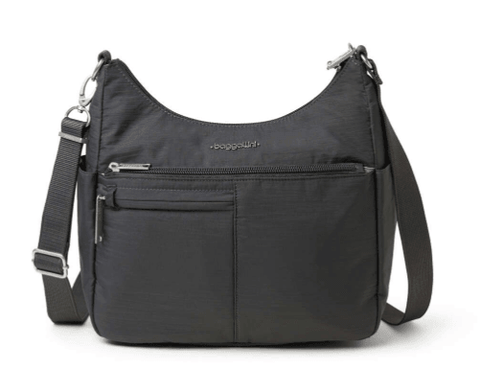 Baggallini Anti-Theft Free Time Crossbody