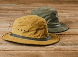 Filson Tin Cloth Packer Hat
