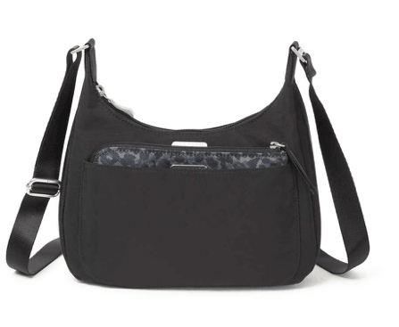 Baggallini Peek-a-Boo Medium Hobo