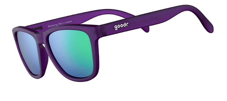 Goodr Sunglasses Gardening with a Kraken