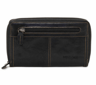 Jack Georges Voyager Zip-Around Clutch Wallet