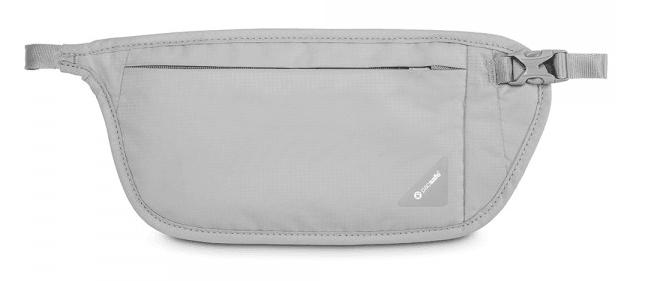 Pacsafe Coversafe V100 RFID Blocking Waist Wallet