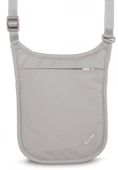 Pacsafe Coversafe V75 RFID Blocking Neck Pouch