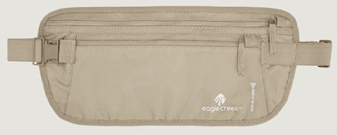 Eagle Creek RFID Blocking Money Belt