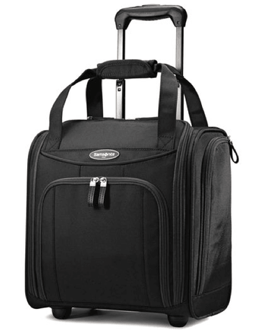 Samsonite Ladies Wheeled Small Underseater