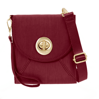 Baggallini Athens RFID Crossbody Wallet Bag