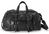 Aunts & Uncles Barber Shop The Fu Manchu Weekender Bag