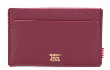 Herschel Felix Leather Wallet