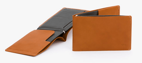 Bellroy RFID Travel Wallet Caramel