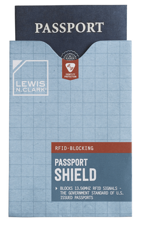 Lewis N. Clark RFID-Blocking Passport Sleeve