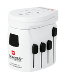 SKROSS PRO World Travel Adapter & USB