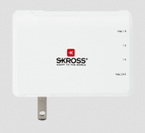 SKROSS US USB 4 Port Charger