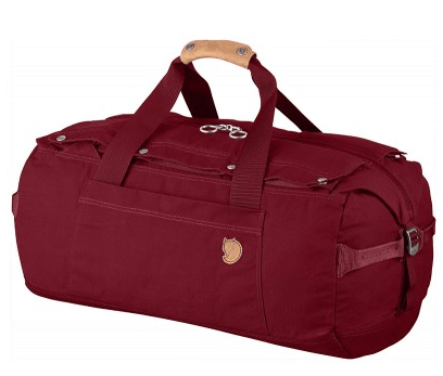 Fjallraven Duffle Bag No.6 Small Redwood Colour