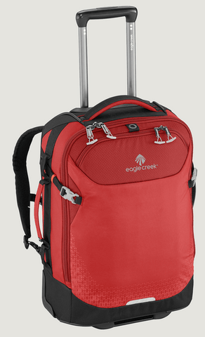 Eagle Creek Expanse Convertible International Carry-On Volcano Red