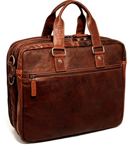Jack Georges Voyageur Triple Gusset Business Travel Bag