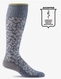 Sockwell Damask - Womens 15-20 mmHg